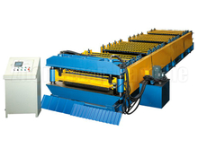 Double Decker Layer Rolling Machine