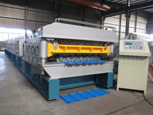 America AG & Rib Profile Double Layer Machine