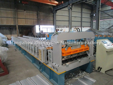 Taiwan Quality RN-100/35 Cold Roll Forming Machine with CE Certificate ISO Quality System
