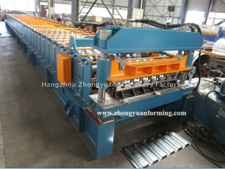 15 Years Life Time High Quality Losacero Roll Forming Machine with SGS Inspection & ISO Quality System