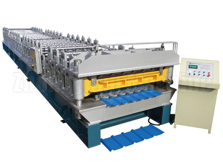 European Style Double Layer Machine with ISO Quality System