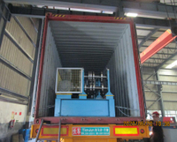 Zhongyuan Automatic CZ Purlin roll forming machine was delivered to Egypt.