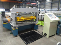 The Development Trend of Color Steel Tile Machine Manufacturers