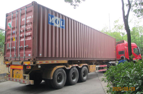 self-lock roll forming machine to Ghana.jpg