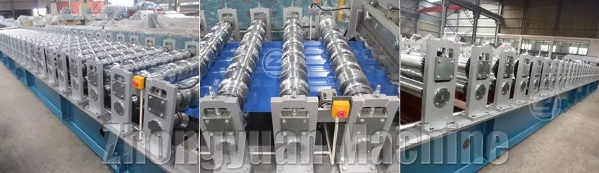 cold roll forming system