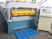 Introduction And Maintenance of Glazed Tile Roll Forming Machine