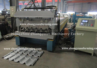 Features And Maintenance of Glazed Tile Roll Forming Machine