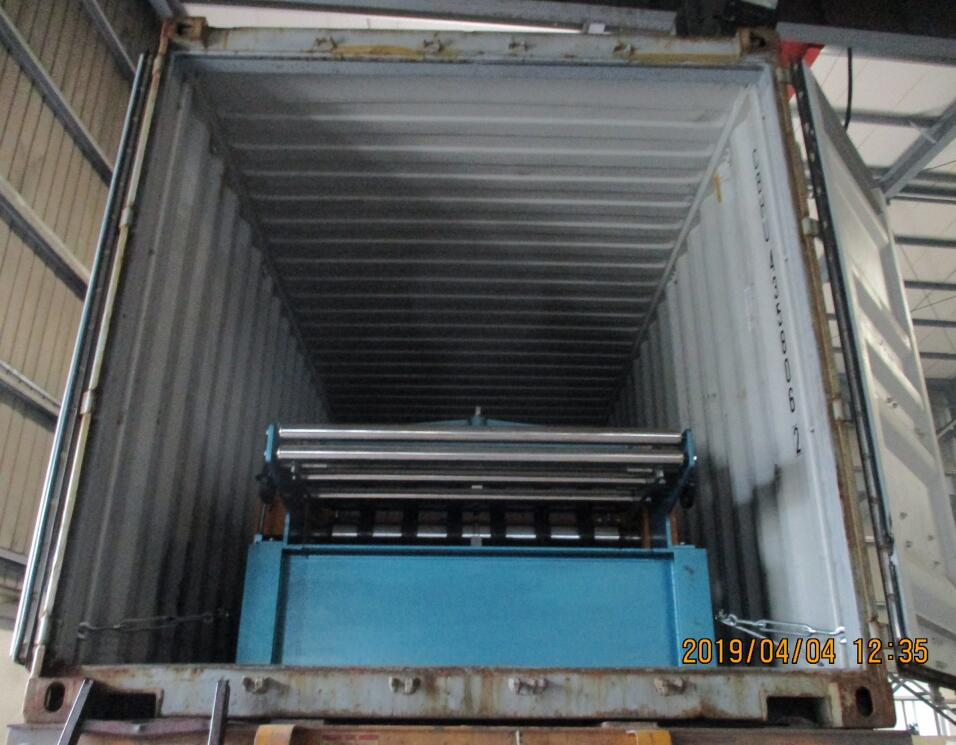 deck roll forming machine04.04B
