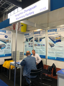 Zhongyuan attended Construma 2019 in Hungary.